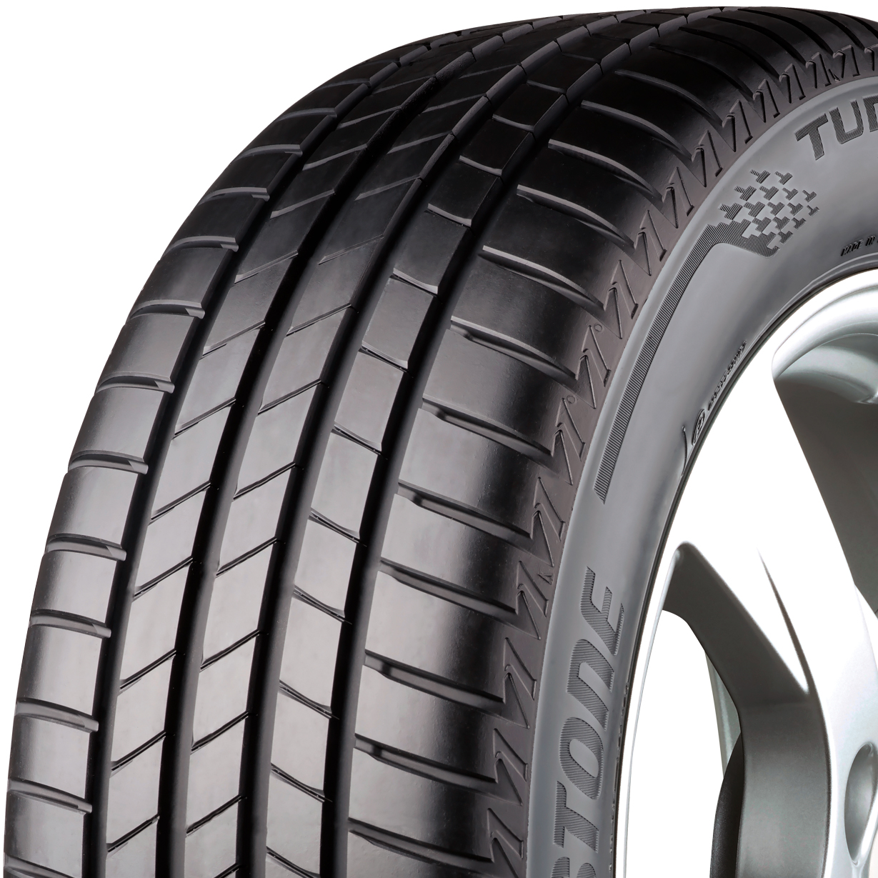 1x SUMMER TYRE Bridgestone Turanza T005 245//50R18 100Y MFS